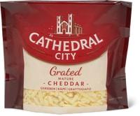 Cathedral City grattugiato