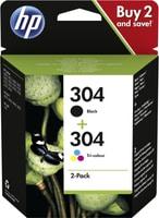 HP Combopack 304 (BK, Y, M, C) Tintenpatrone