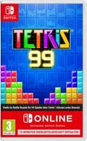 Nintendo Tetris 99 inkl. 12 Monate Mitgliedschaft Nintendo Switch Online Box