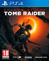 PS4 - Shadow of the Tomb Raider (F) Box