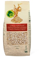 Tutti i cereali e i semi per la colazione bio