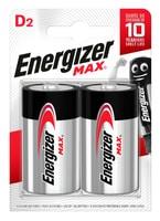 Energizer Max D/LR20 (2Stk.) Batterie
