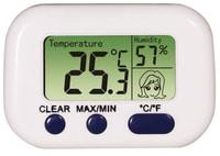 Unitec Thermo-Hygromètre digital