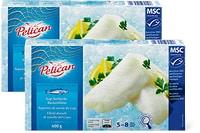 Nasello o merluzzo bianco Pelican in conf. da 2, MSC