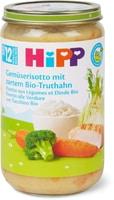 Bio HiPP Gemüserisotto mit Truthahn