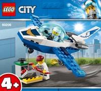 LEGO City 60206 Le jet de patrou