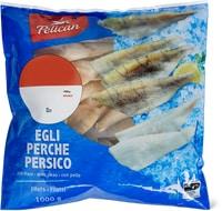 Filets de perche Pelican, MSC, en emballage spécial