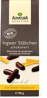 Alnatura bâtonnets Gingembre chocolatés