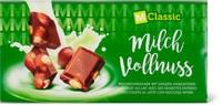 M-Classic Milch-Vollnuss