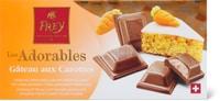 Frey Les Adorables Gâteau aux Carottes, UTZ
