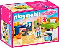 Playmobil 70209 Chambre d'enfant avec canapé-lit