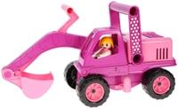 Lena Princess Escavatore Pink