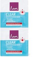 I am Clear Reinigungsmaske