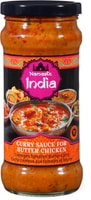 Namaste India Butter Chicken Curry