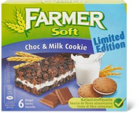 Farmer Soft Choc & Milk Cookie