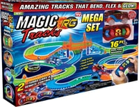 Magic Tracks Mega Set inkl. 2 voitures