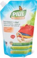 Migros Plus Produit de lessive couleurs