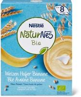 Nestlé NaturNes Bio blé avoine banane