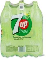 Tous les 7up, Pepsi et Schwip Schwap en pack de 6