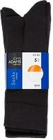 Chaussettes de sport John Adams pour homme, le lot de 5 paires