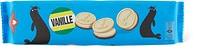 Biscuits fourrés à la crème vanille