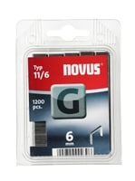 NOVUS Graffe in filo basso G Typ 11/6