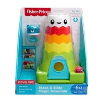 Fisher Price Fww08 Stapelspass-Berg