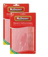 Malbuner Saftschinken im Duo-Pack