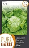 Do it + Garden Laitue Iceberg 'Saladin' mi-hâtive 1g Semences de legumes