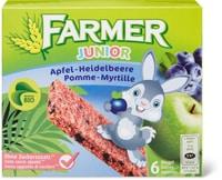 Bio Farmer junior Mele-mirtillo