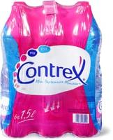 Alle Perrier- und Contrex-Mineralwasser