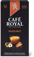 Café Royal Hazelnut, UTZ