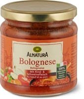 Alnatura Sauce bolognese