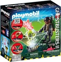 Playmobil Ghostbuster Winston Zeddemore