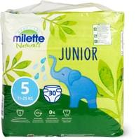 Milette Naturals Junior 5, 11-25kg