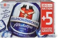 Feldschlösschen sans alcool en pack de 15