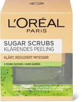L'Oréal Sugar Scrub Kiwi