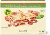 Bio lasagna Manzo da pascolo