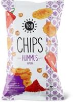 YOU Hummus Chips Paprika