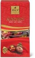 Toutes les boîtes de pralinés et boules Adoro, Frey, UTZ