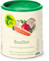 Bio Bouillon de légumes