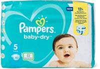 Pampers Baby Dry Gr. 5, Junior 11-16kg