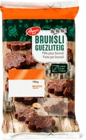 Anna's Best Brunsli-Guezliteig
