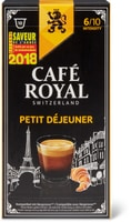 Café Royal Petit Déjeuner