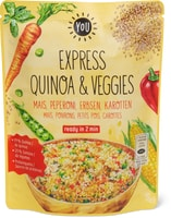 Express Quinoa & Veggies bio, You