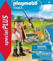 PLAYMOBIL 70063 Pêcheur à la ligne