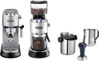 De Longhi Barista Pack ECKG6821 Machine à Espresso