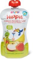 HiPP Quetschbeutel Apfel Erdbeer Ban.