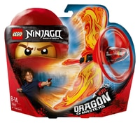 Lego Ninjago Kai - Maestro dragone 70647