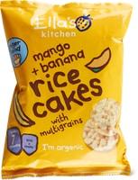 Barres fraise/pomme ou galettes de riz mangue/banane, Ella's Kitchen